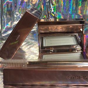 Patrick Ta Makeup - BNIB Patrick Ta Clear Brow Shaping Wax & BRUSH NEW